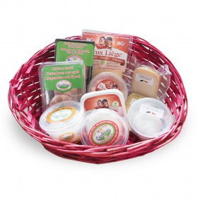 Gift basket - 10 products