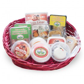 Gift basket - 12 products