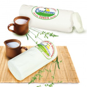 Promo Pack - 2 x 1kg goat cheese logs to choose